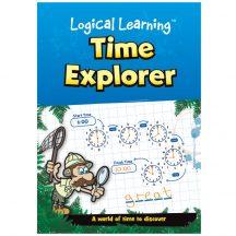 Time Explorer Puzzle Book