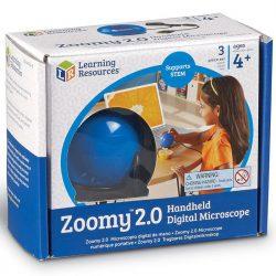 Box front - Zoomy 2.0 Handheld Digital Microscope