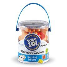 Take 10! Alphabet Cookies Game