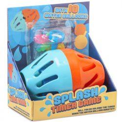 Box front - Tobar Splash Timer Water Balloon Game