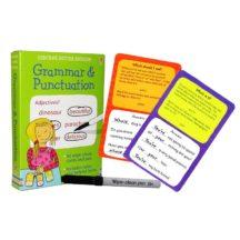 Usborne Grammar & Punctuation Cards