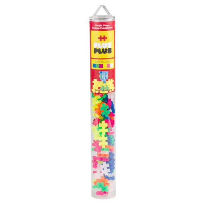 Kids will love this construction toy, for building 2D mosaics or 3D shapes!