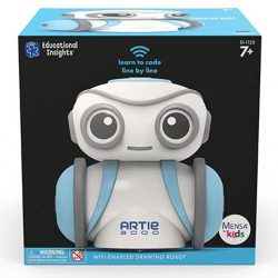 Kid's coding robot ARTIE from Learning Resources