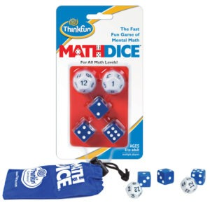 Roll the dice and do the maths!