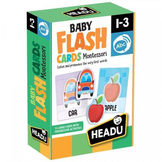 Baby Flash Cards Montessori - Fun Learning